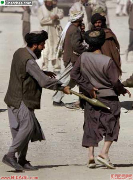 شوخی طالبانی - بی بدیل