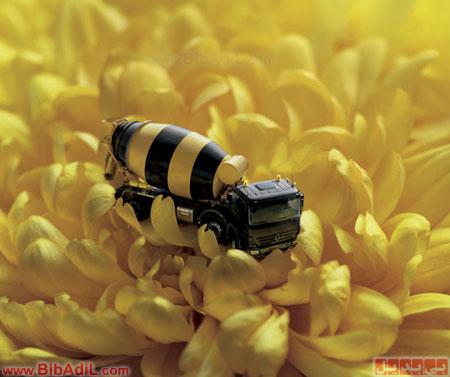 بی بدیل - زنبور مکانیزه
