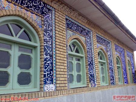 بی بدیل - مسجد
