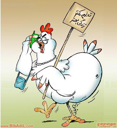 بی بدیل - مرغ و تخم مرغ