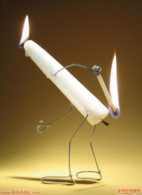 بی بدیل - شمع
